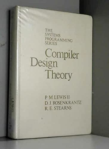 9780201144550: Compiler Design Theory (The Systems programming series)