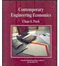 9780201145083: Contemporary Engineering Economics