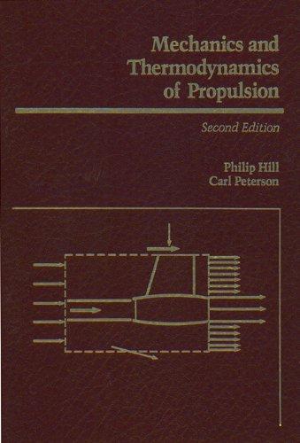 9780201146592: Mechanics and Thermodynamics of Propulsion:United States Edition