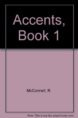 Accents 1: Guide du Ma?tre (English and: G. Robert McConnell