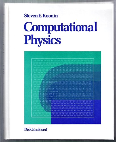 9780201150445: Computational Physics