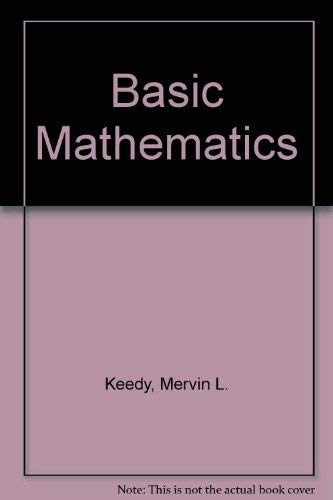 9780201152609: Basic Mathematics