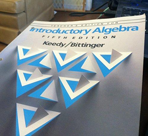 9780201152739: Introductory Algebra, 5th Edition