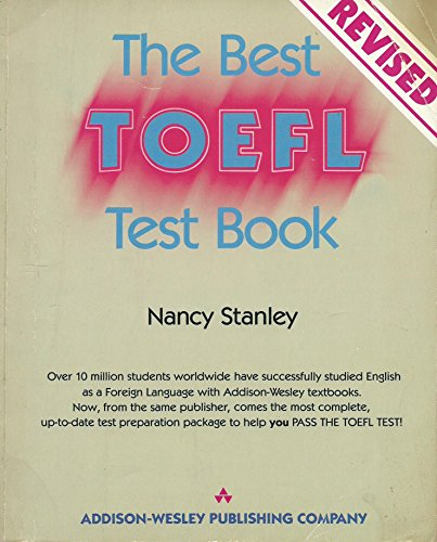 The best TOEFL test book