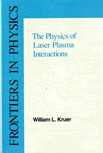9780201156720: The Physics Of Laser Plasma Interactions (Frontiers in Physics)