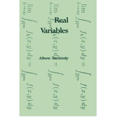 9780201156751: Real Variables
