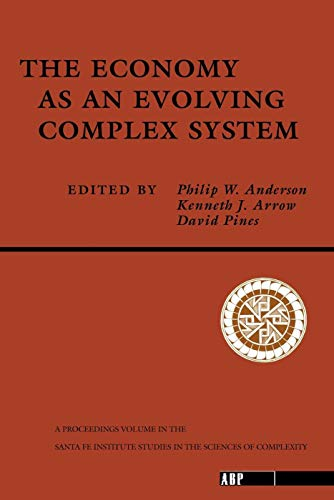 9780201156850: The Economy As An Evolving Complex System (Santa Fe Institute Series)