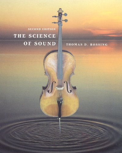 9780201157277: The Science of Sound (2nd Edition)