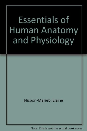 9780201158823: Essentials of Human Anatomy and Physiology