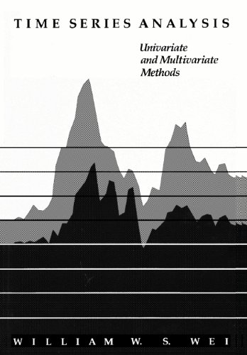9780201159110: Time Series Analysis: Univariate and Multivariate Methods