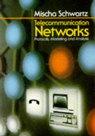 9780201164237: Telecommunication Networks: Protocols, Modeling and Analysis