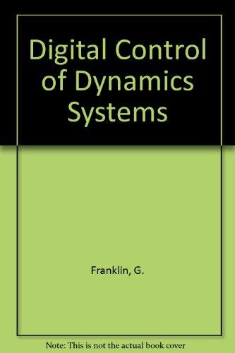 9780201168693: Digital Control of Dynamics Systems