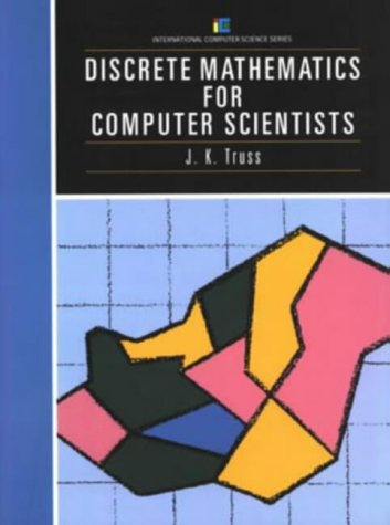 9780201175646: Discrete Mathematics for Computer Scientists (International Computer Science Series)