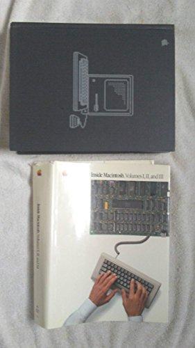 9780201177374: Apple Inside Macintosh, Volumes I, II, and III