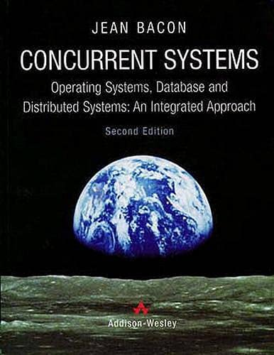 9780201177671: Concurrent Systems (2nd Edition) (International Computer Science Series)