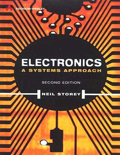 9780201177961: Electronics: A Systems Approach