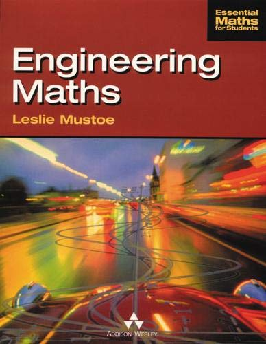 9780201178036: Engineering Mathematics (Essential Maths for Students)
