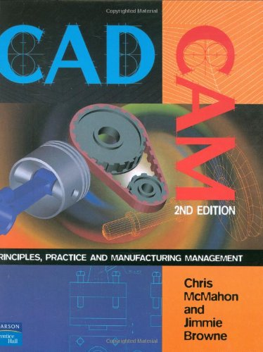 9780201178197: CADCAM:Principles, Practice and Manufacturing Management