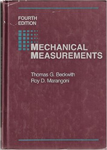 9780201178661: Mechanical Measurements, 4th Edition