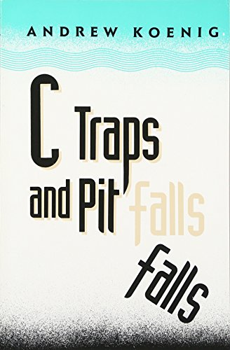 9780201179286: C Traps and Pitfalls
