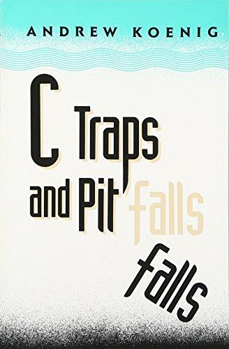 9780201179286: C Traps and Pitfalls