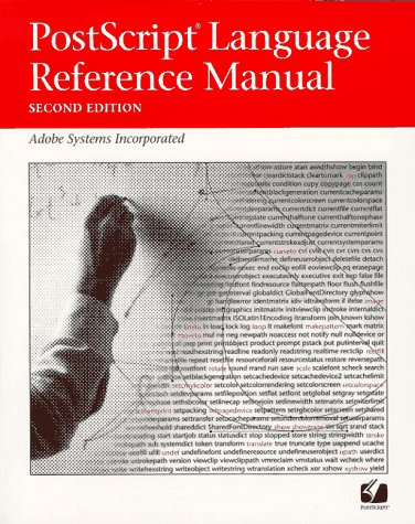 9780201181272: PostScript® Language Reference Manual