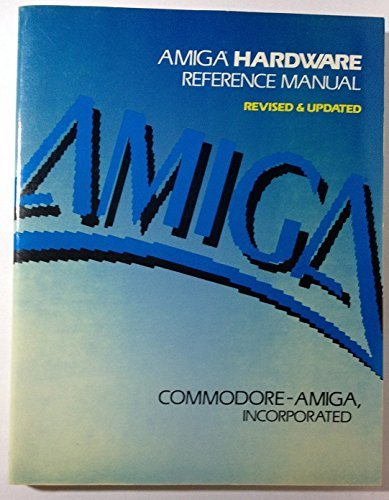 9780201181579: Amiga Hardware Reference Manual (Amiga technical reference series)