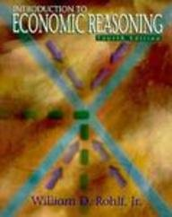 9780201185584: Introduction to Economic Reasoning (Addison-Wesley Series in Economics)