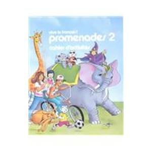 9780201186826: Promenades 2: Cahier D'Activites (Vive le francais]) (French Edition)