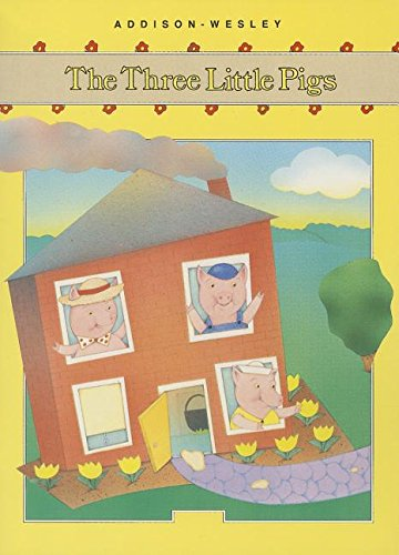9780201190588: ADDISON-WESLEY LITTLE BOOK LEVEL A: THREE LITTLE PIGS �1989