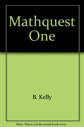 9780201191004: Mathquest One