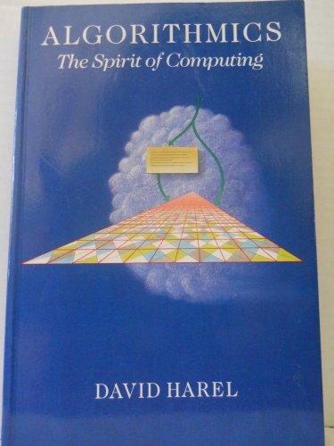 9780201192407: Algorithmics: The Spirit of Computing