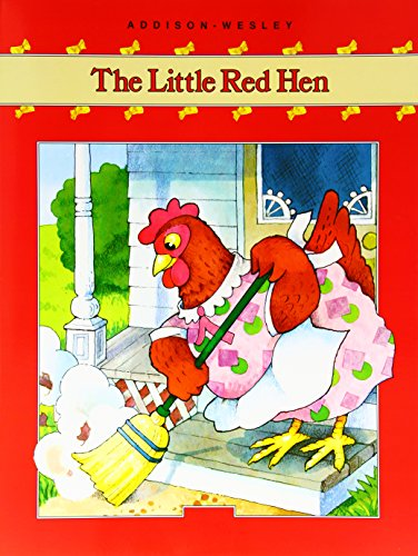 9780201193237: AMAZING ENGLISH! BIG BOOK LEVEL K: THE LITTLE RED HEN �1989 (Big Books)