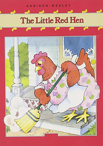 9780201193640: ADDISON-WESLEY LITTLE BOOK: THE LITTLE RED HEN �1989
