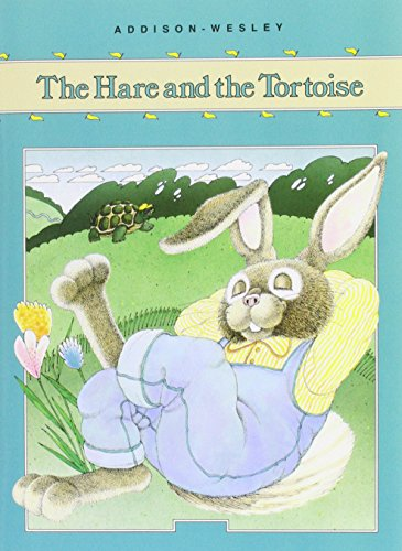 9780201193657: ADDISON-WESLEY LITTLE BOOK LEVEL B: THE HARE AND THE TORTOISE �1989 (Esol Elementary Supplement Ser.)