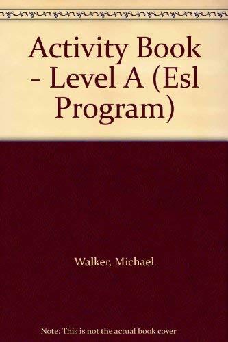 9780201193817: Activity Book - Level A (Esl Program)
