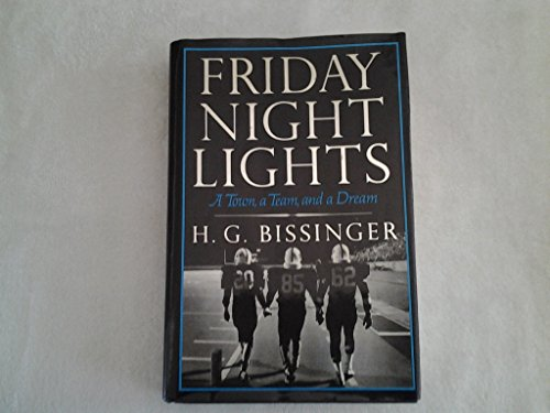 9780201196771: Friday Night Lights