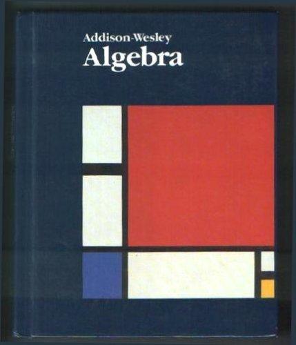 Algebra: Stanley A. Smith