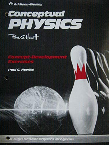 9780201215175: Concept Exercises (Conceptual Physics)