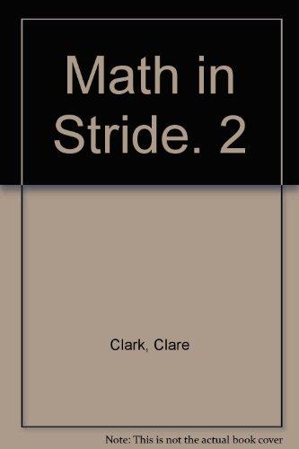 9780201223675: Math in Stride. 2