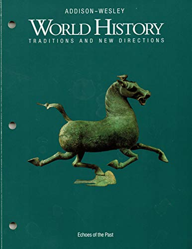 9780201225525: Addison-Wesley World History: Traditions and New Directions