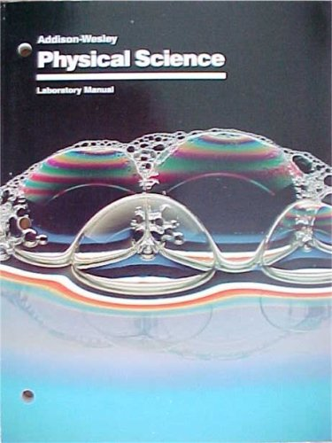 9780201228878: Addison-Wesley Introduction to Physical Science. Laboratory Manual