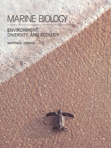 9780201232219: Marine Biology: Environment, Diversity, and Ecology