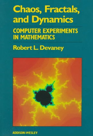 9780201232882: CHAOS, FRACTALS, AND DYNAMICS: COMPUTER EXPERIMENTS IN MODERN MATHEMATICS (DALE SEYMOUR MATH)