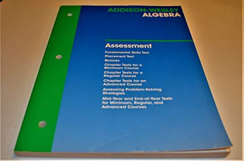 9780201253566: Addison-Wesley Algebra