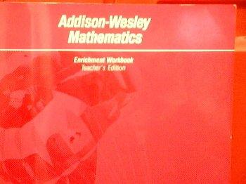 9780201267150: Addison-Wesley Mathematics: Enrichment Workbook