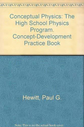 Paul Hewitt Conceptual Physics Concept Development