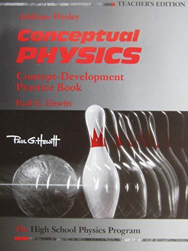 9780201286595: CONCEPTUAL PHYSICS: CONCEPT-DEVELOPMENT EXERCISES, TEACHER'S EDITION