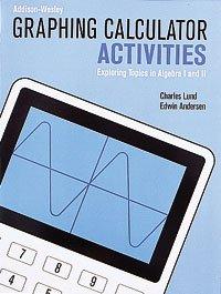 9780201290912: Graphing Calculator Activities