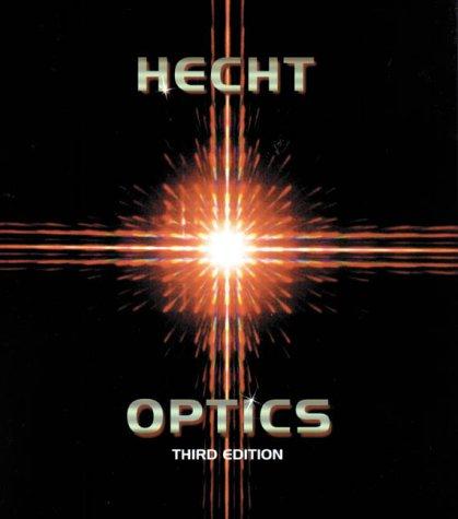 9780201304251: Optics (World Student)